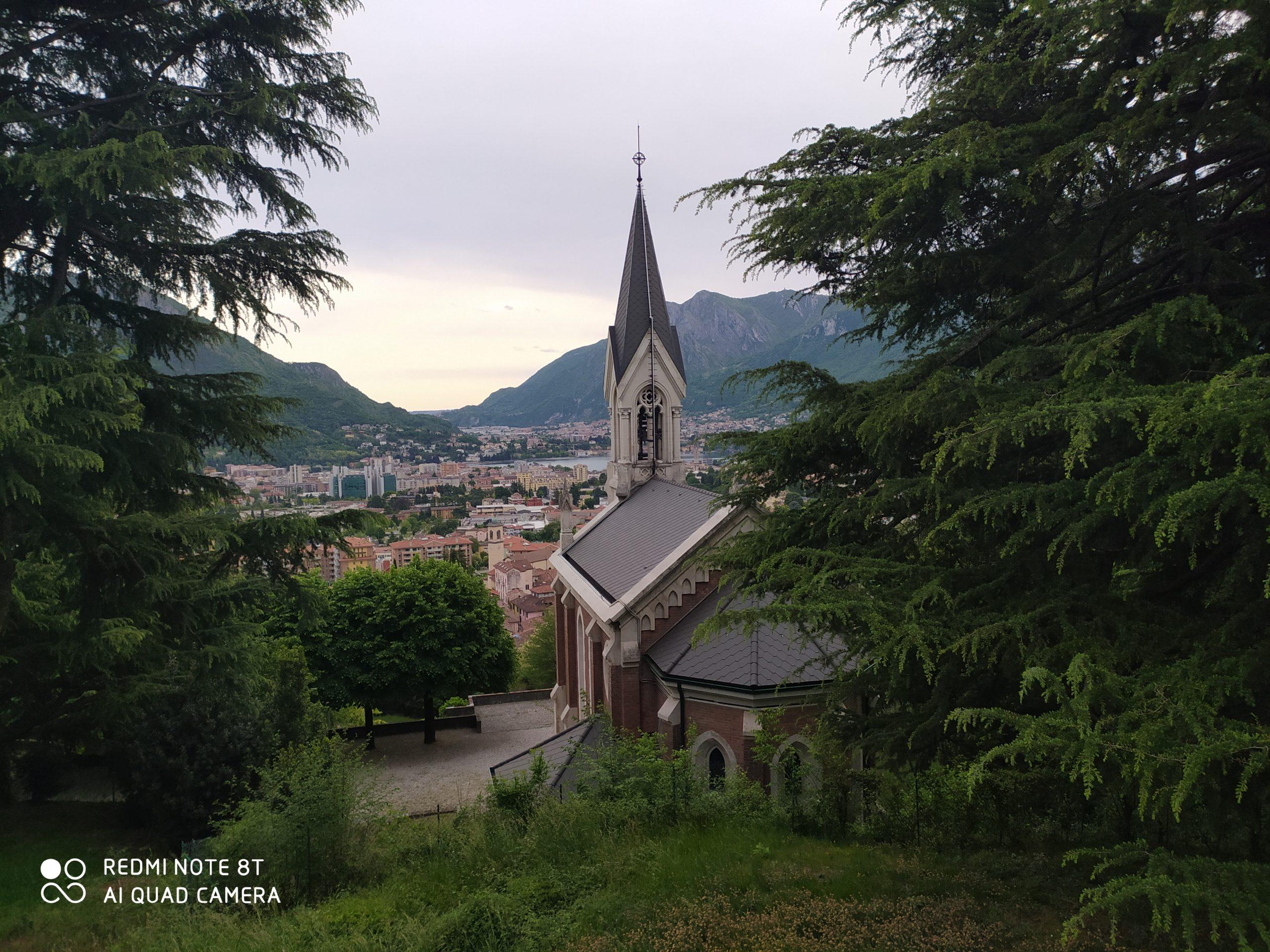 Santuario B.V Lourdes Acquate di Lecco